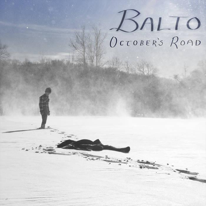October's Road cover art