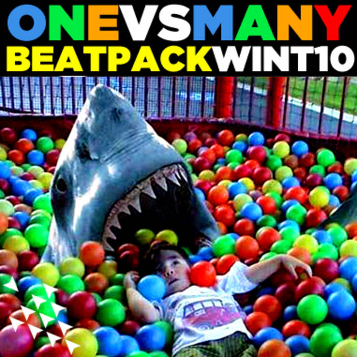 Beat Pack - Winter 2010 cover art