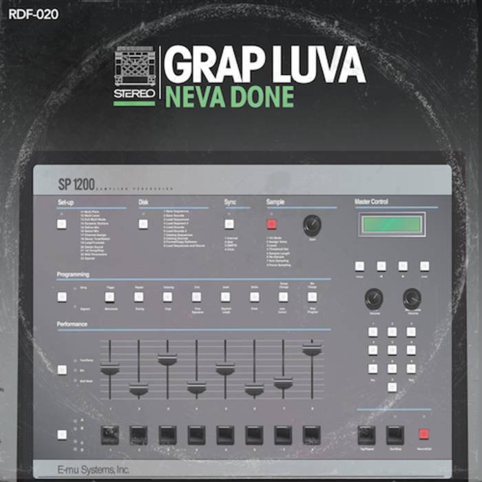 Neva Done cover art