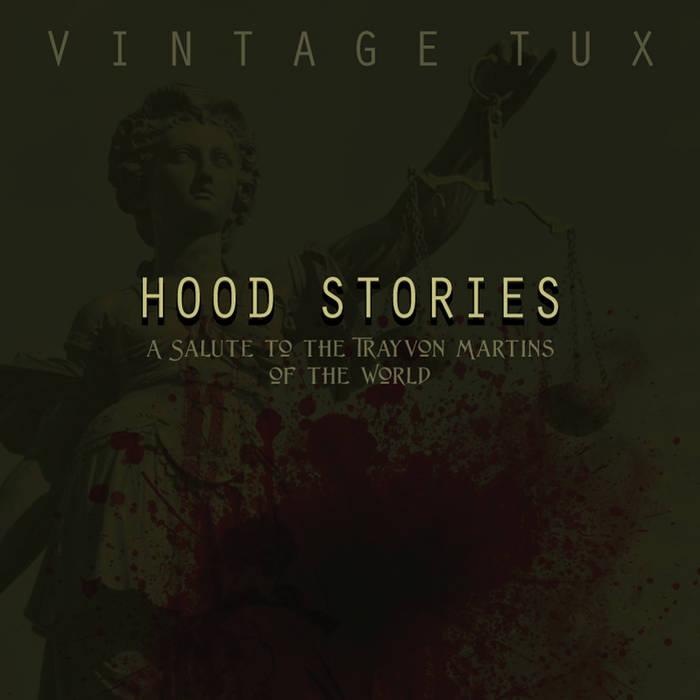 HOOD STORIES cover art