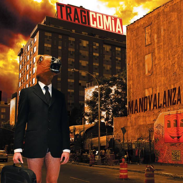 Tragicomia cover art