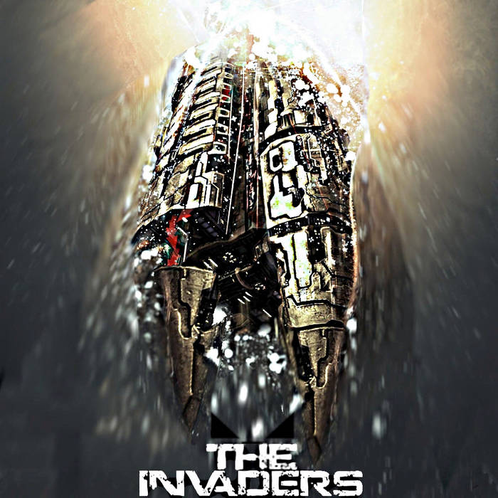 The Invaders cover art