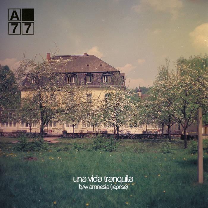 Una Vida Tranquila cover art
