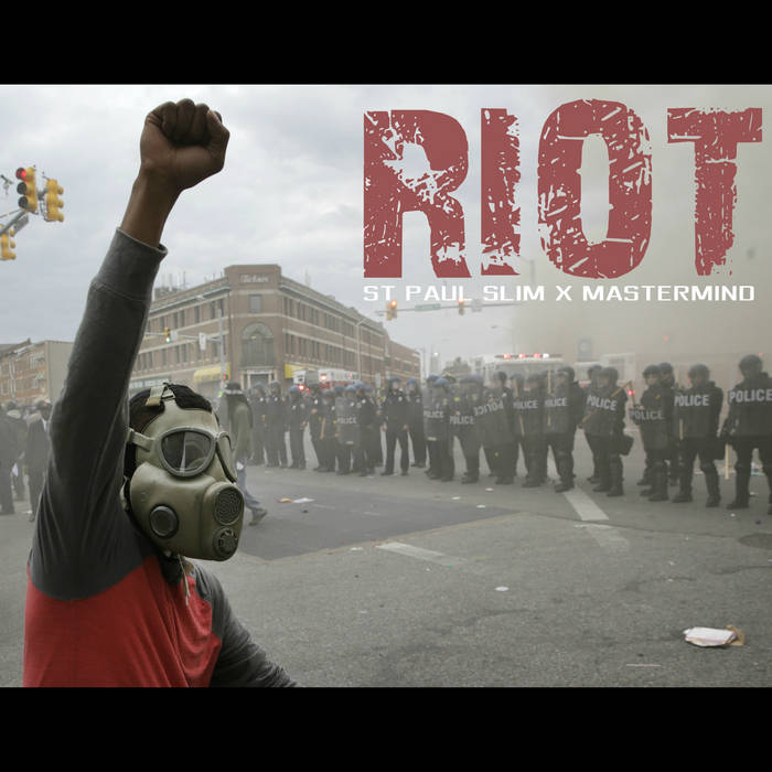 Riot ft. Mastermind cover art