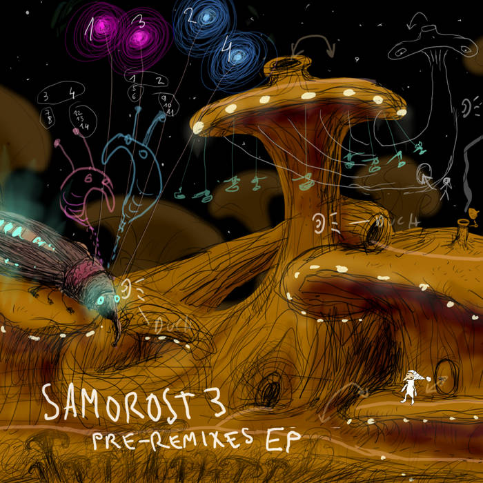 Samorost3 Pre-Remixes EP (Free DWNLD) cover art