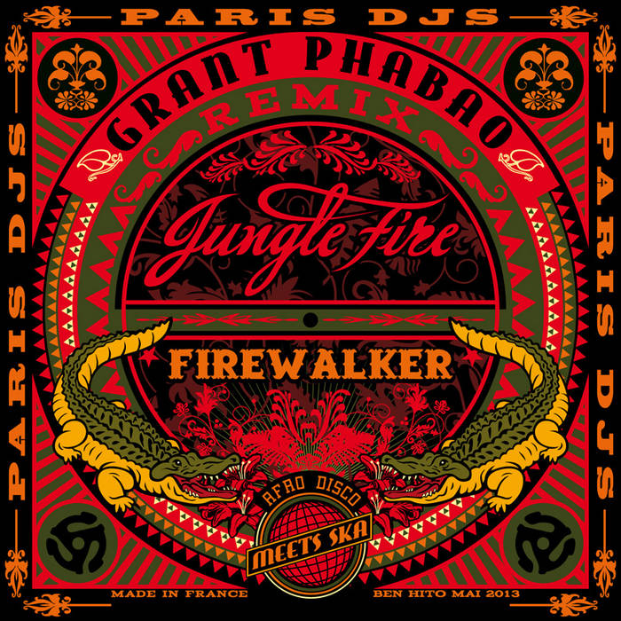 Firewalker (Grant Phabao Remix) cover art