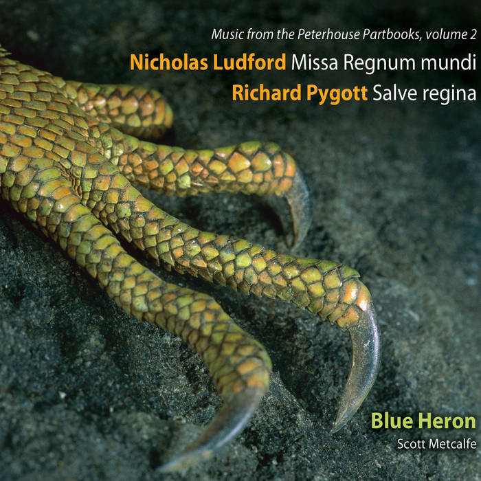 Nicholas Ludford: Missa Regnum mundi (Music from the Peterhouse Partbooks, vol. 2) cover art