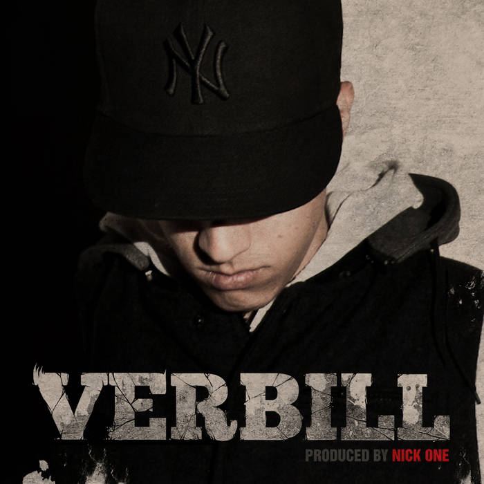 Verbill - EP cover art