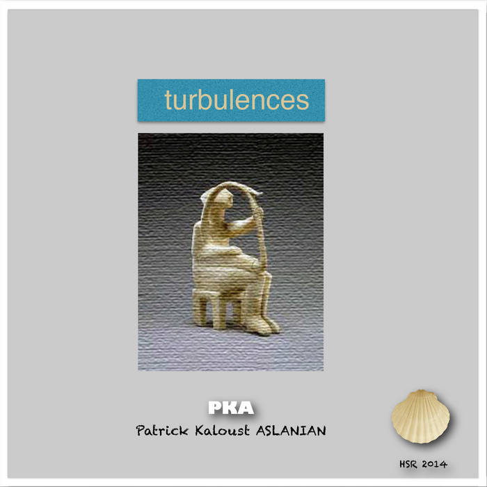 TURBULENCES cover art
