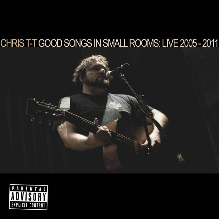 Good Songs In Small Rooms: Live 2005-2011 cover art