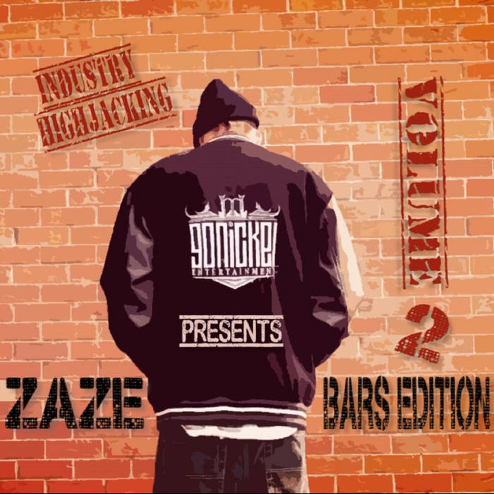 Industry HighJacking Volume 2:Bars Edition cover art