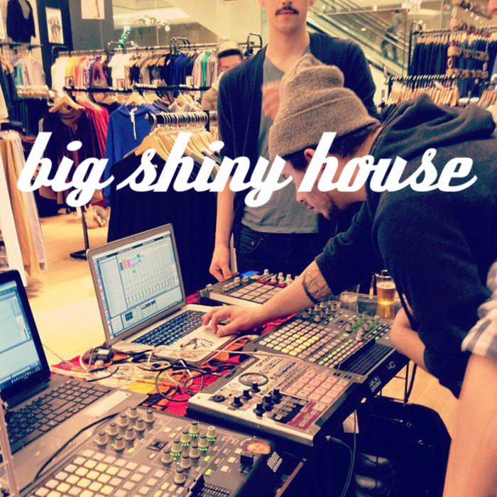 Big Shiny House  EP cover art