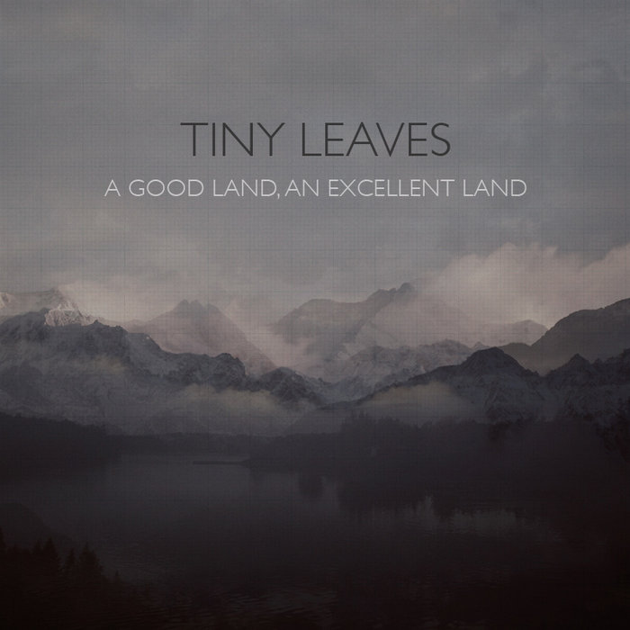 A Good Land, An Excellent Land cover art
