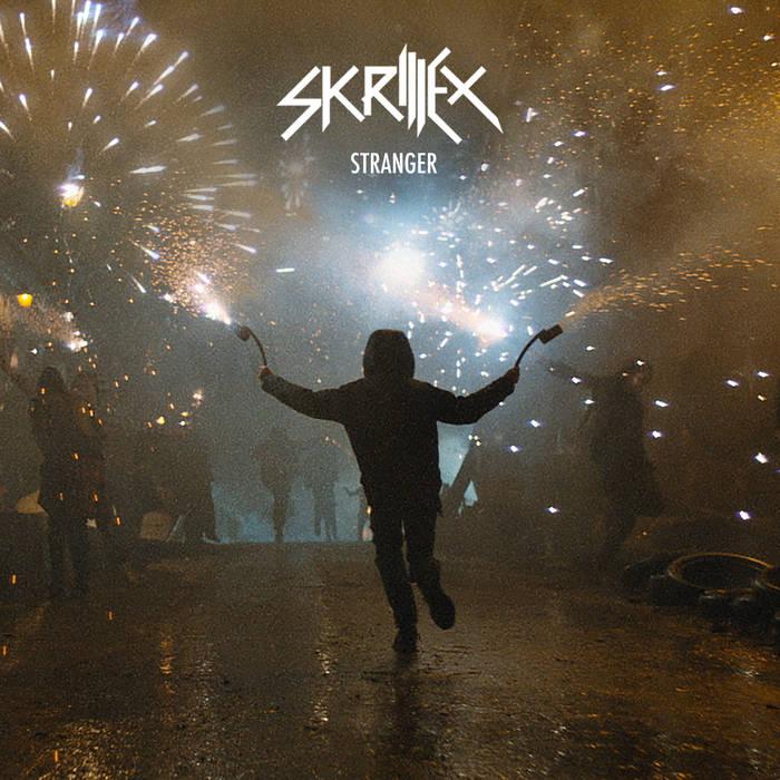 Stranger (Skrillex Remix w/ Tennyson & White Sea) cover art