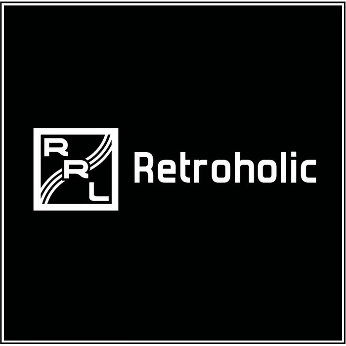 Retroholic cover art