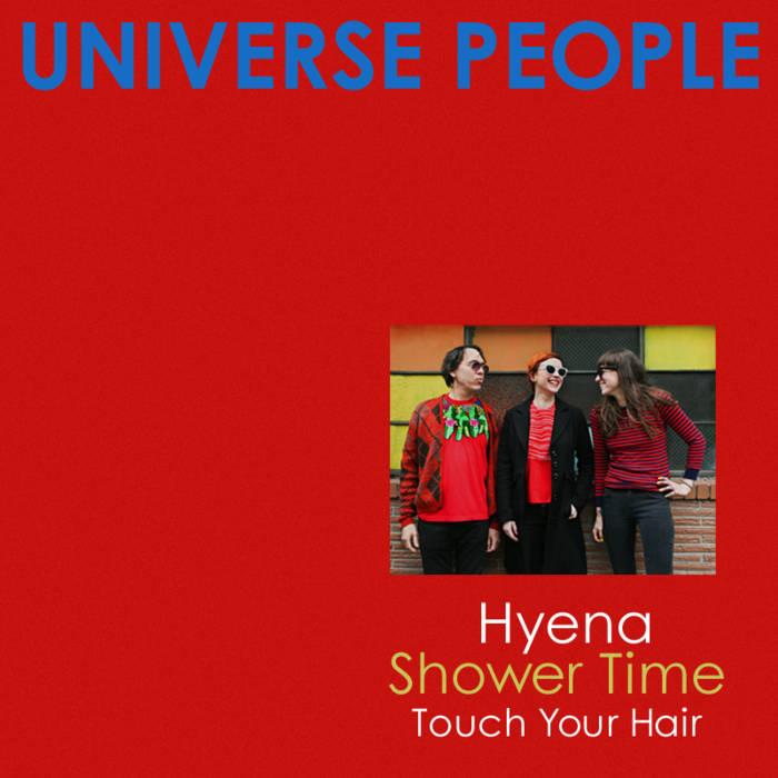 Hyena cover art