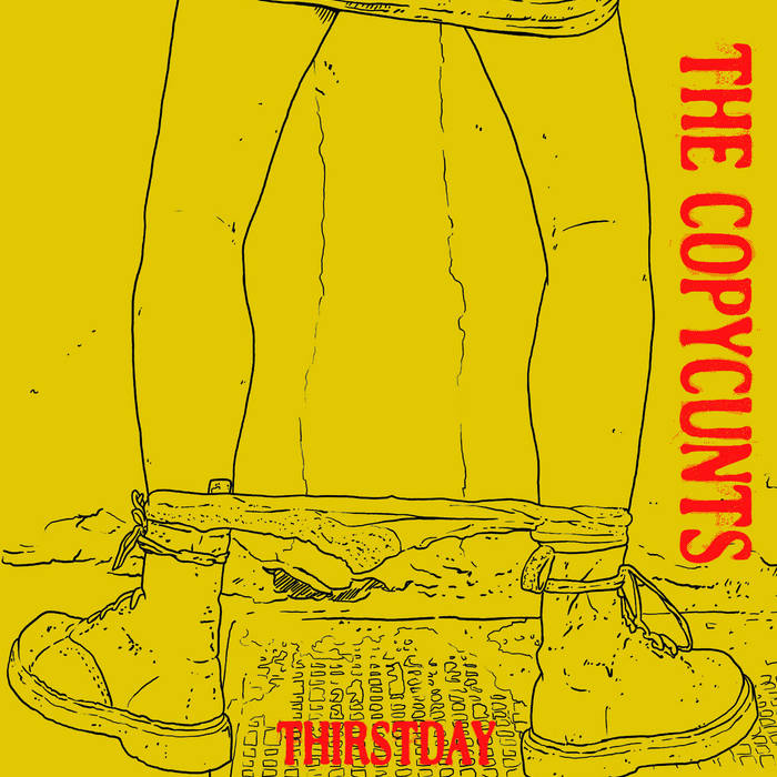 Thirstday cover art