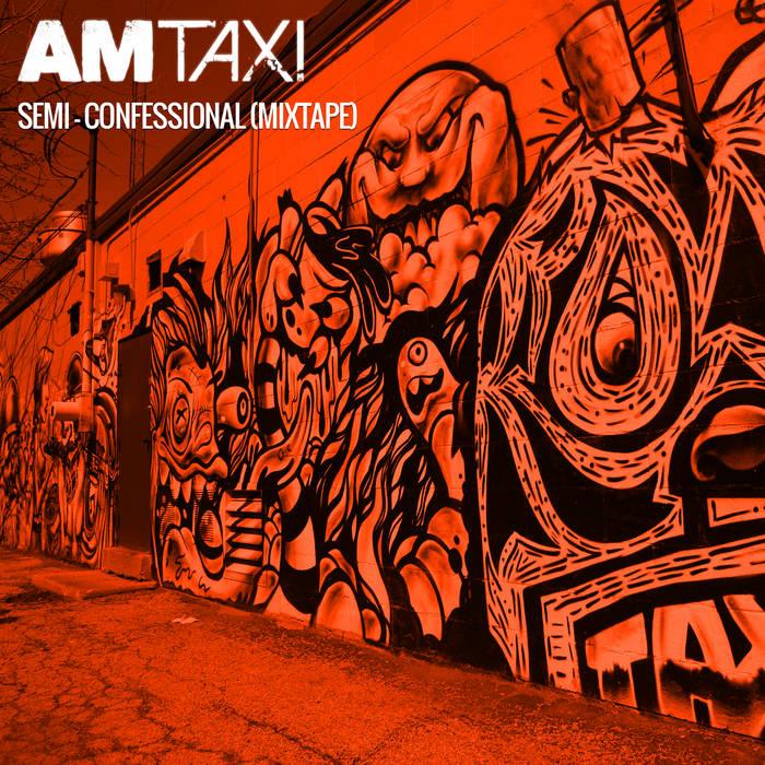 Semi - Confessional (Mixtape) cover art