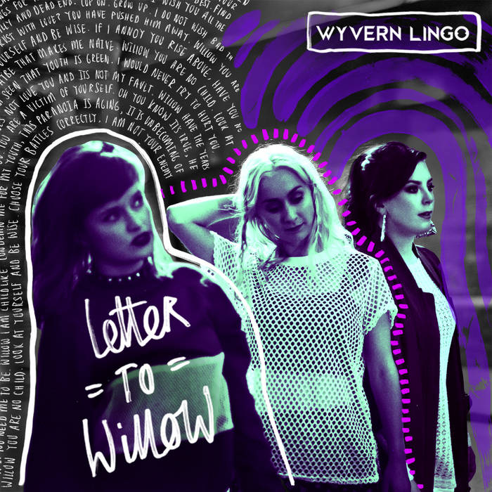 Letter To Willow EP cover art