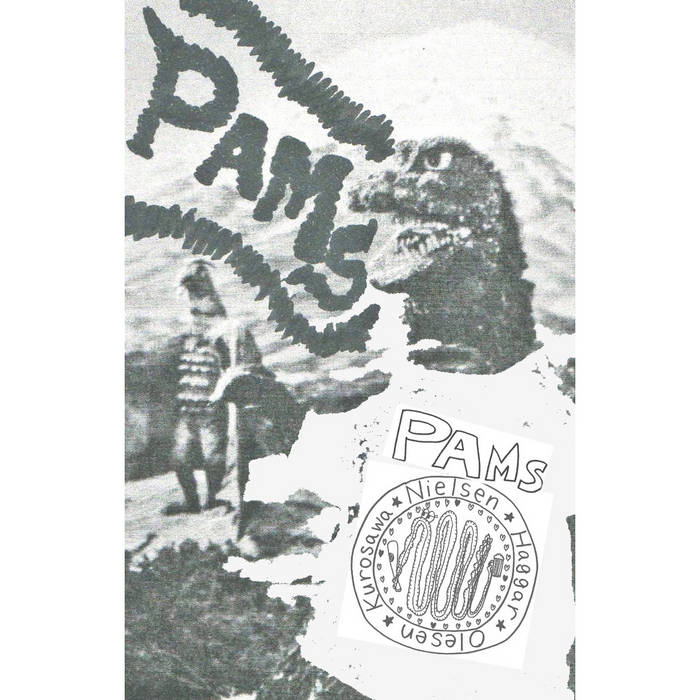 PAMs Phase # 1 cover art