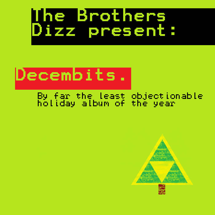 Decembits cover art