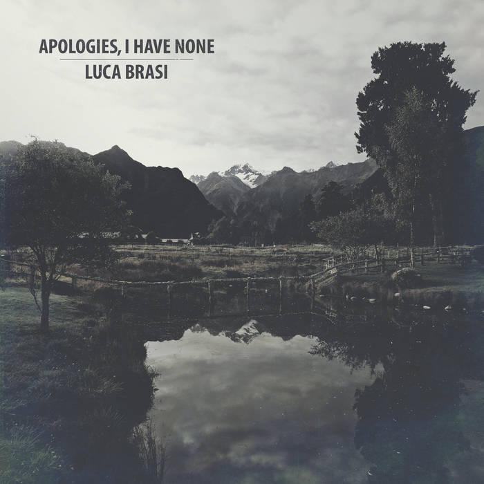 Apologies I Have None / Luca Brasi split cover art