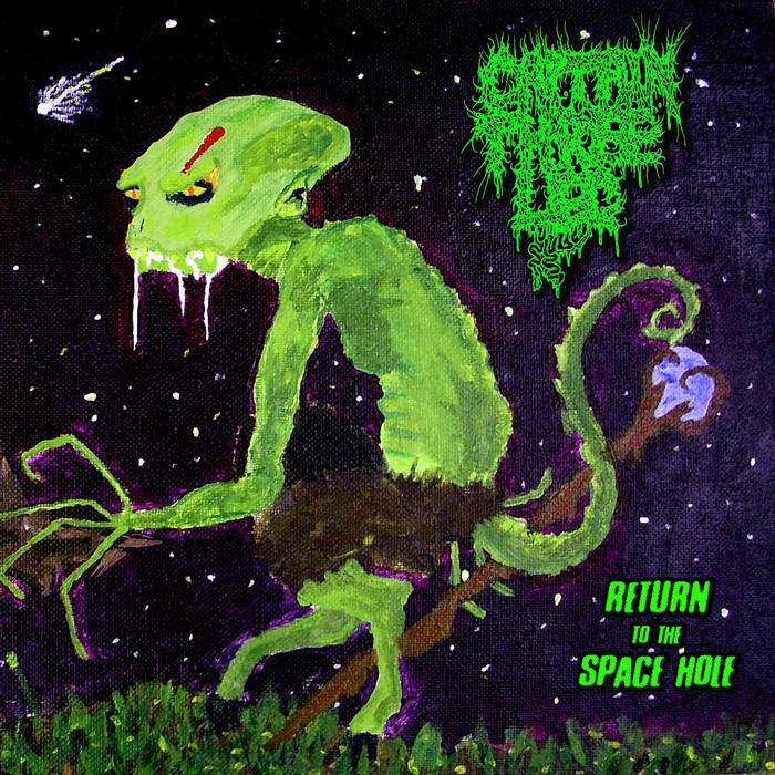 Return To The Space Hole cover art