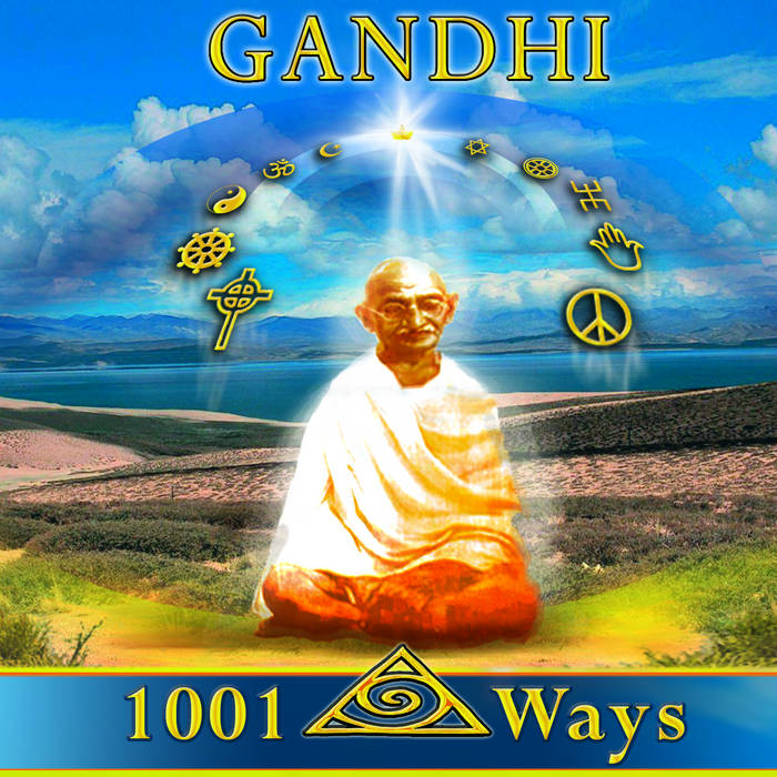 Gandhi cover art