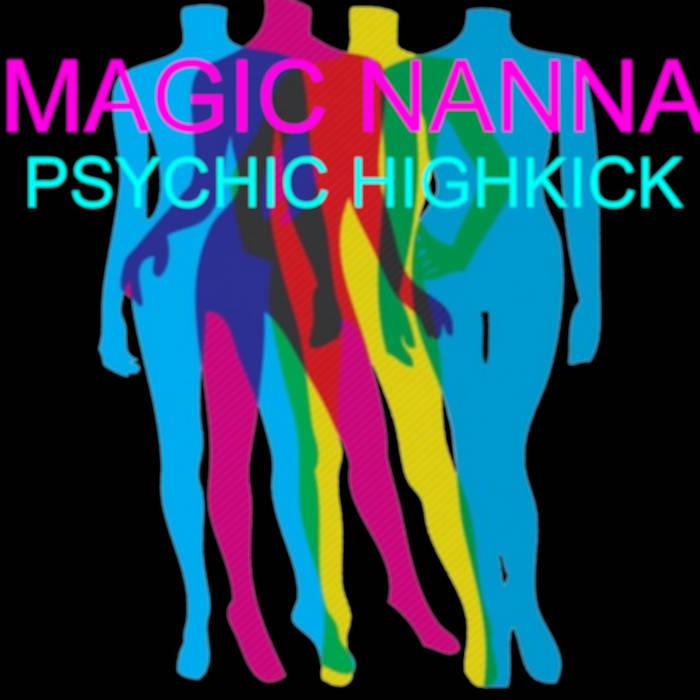 (GFR058) Psychic Highkick cover art