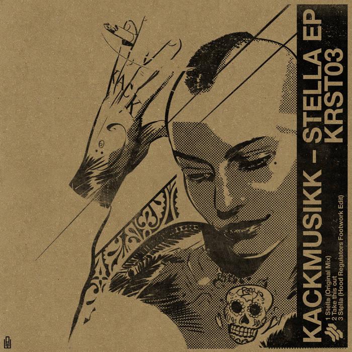 KRST03. Stella EP cover art