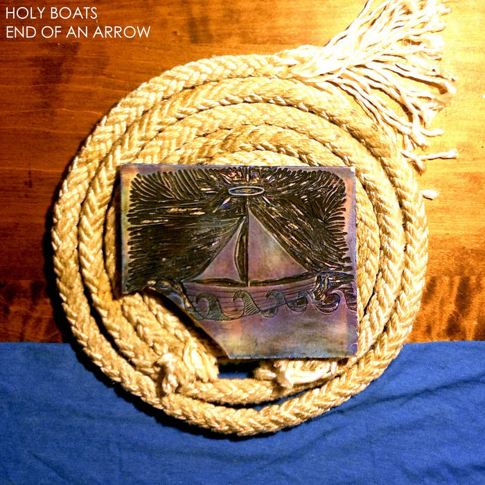 END OF AN ARROW cover art