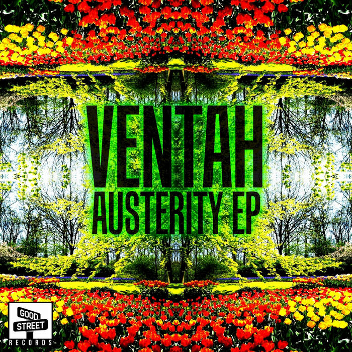 Austerity EP cover art