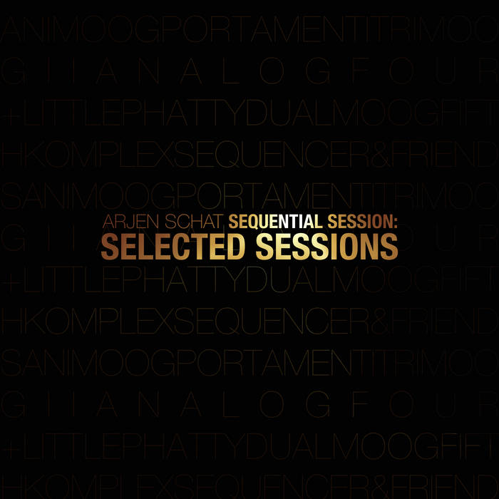 Sequential Session: Selected Sessions cover art