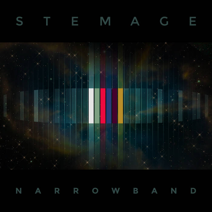 Narrowband cover art