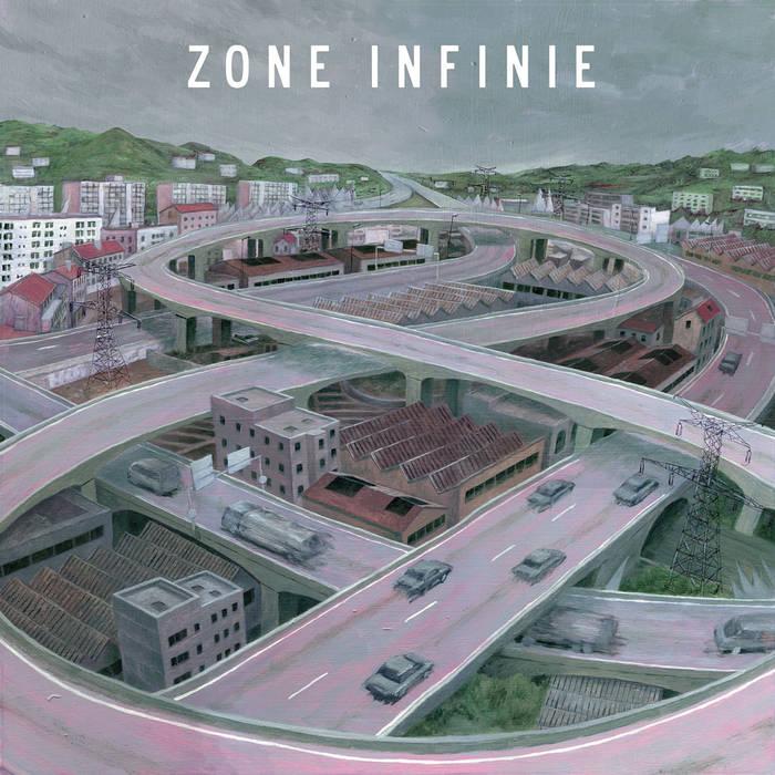 ZONE INFINIE     Lp disponible !! cover art
