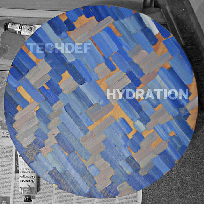 Hydration EP cover art