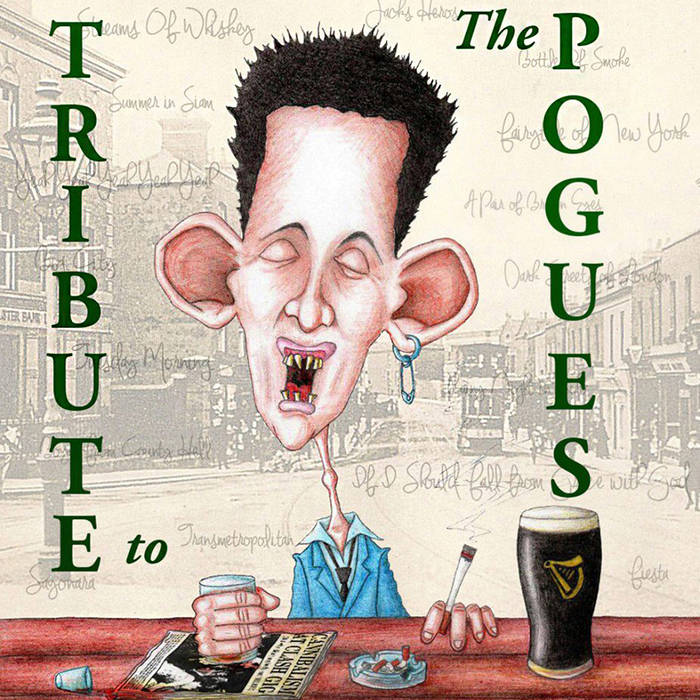 Tribute to The Pogues cover art