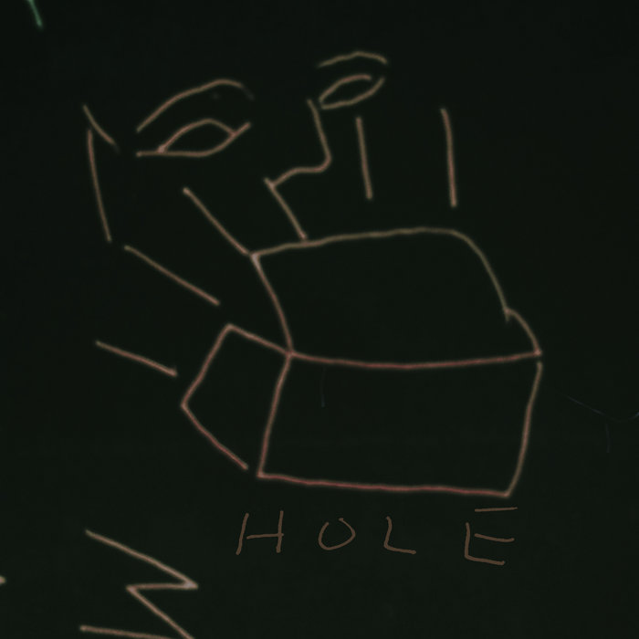 HOLE cover art