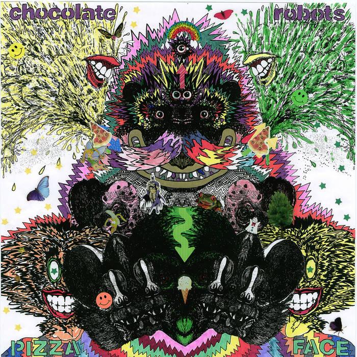 P i Z z A    f A c E cover art