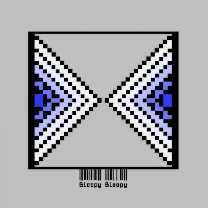 Bleepy Bloopy EP cover art