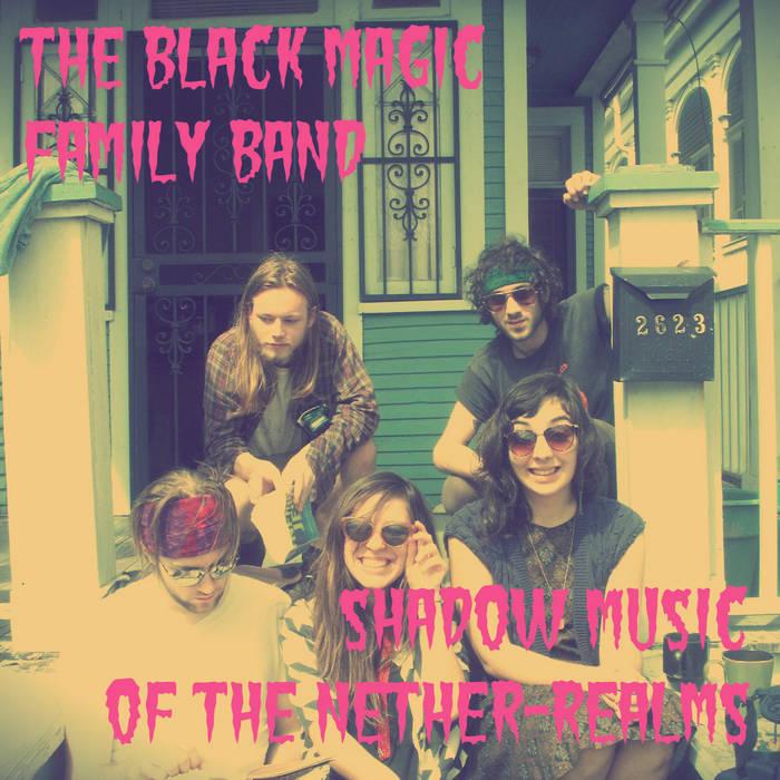 Shadow Musick Mixtape cover art