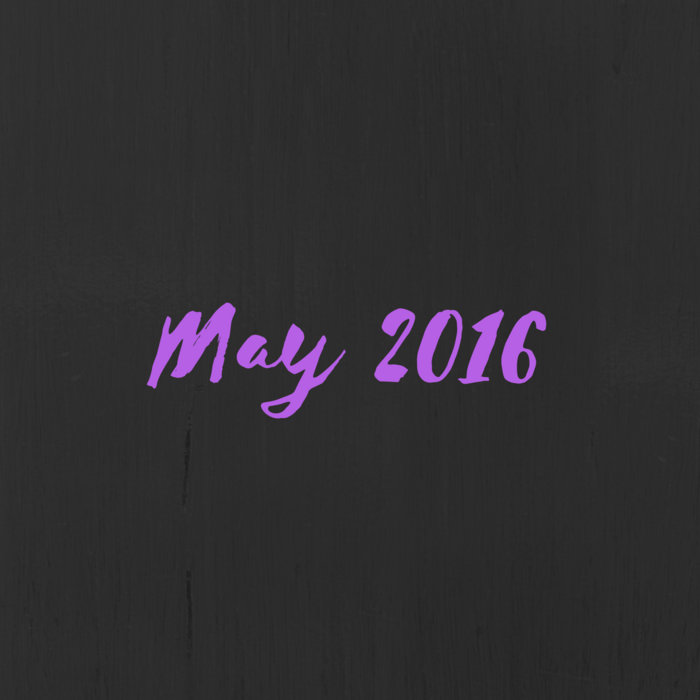 May 2016 cover art