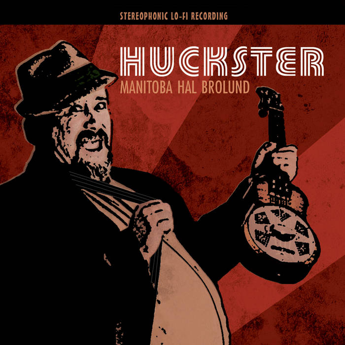 HUCKSTER cover art
