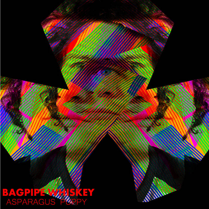 Asparagus Puppy EP cover art
