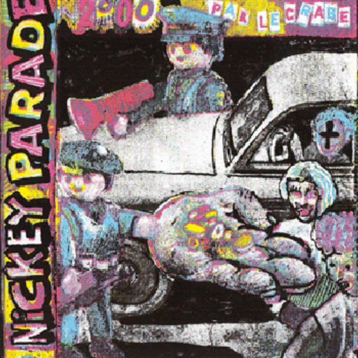 Nickey Paraden 2000 cover art