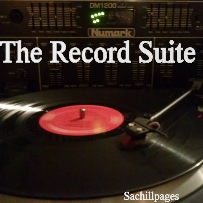 The Record Suite cover art