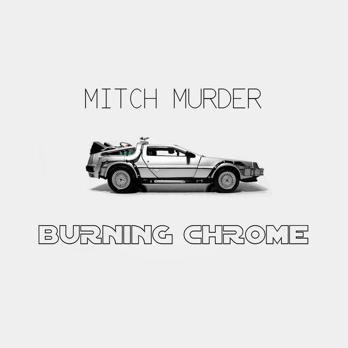Burning Chrome cover art