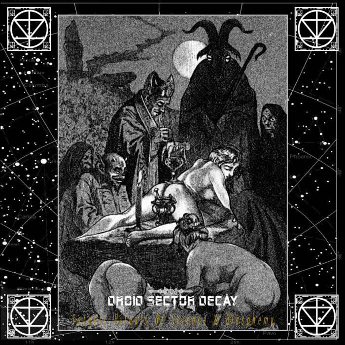 Satanic Rituals Of Science & Blasphemy EP cover art