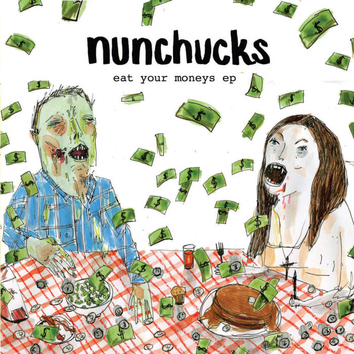 EAT YOUR MONEYS cover art
