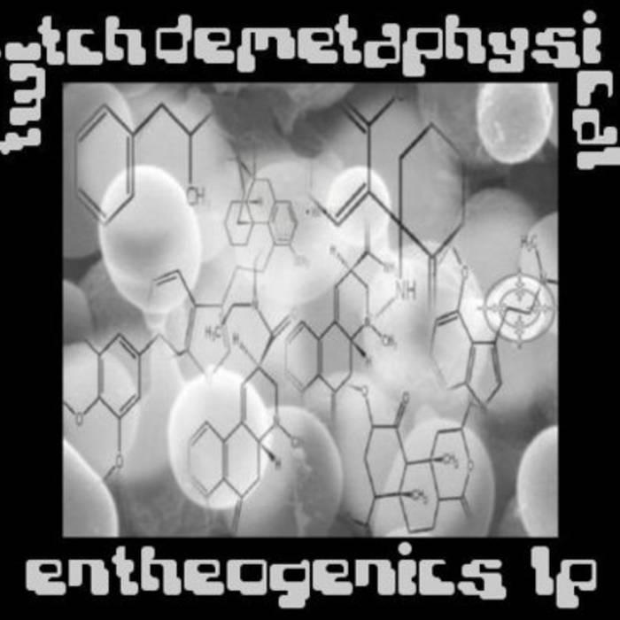 Entheogenics cover art